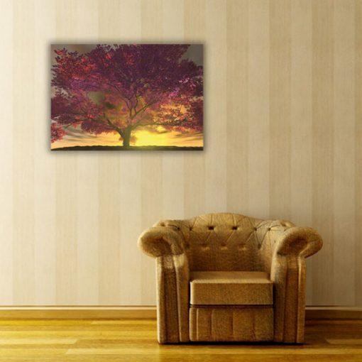 tanie ozdoby ścienne drzewo