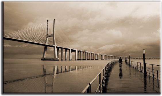 Obraz Most Vasco Da Gamma