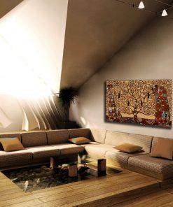 tanie ozdoby ścienne Klimt