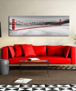 obrazy promocja most Golden Gate