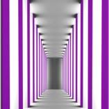 okleina tunel