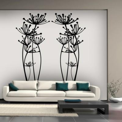 tanie ornamenty kwiaty