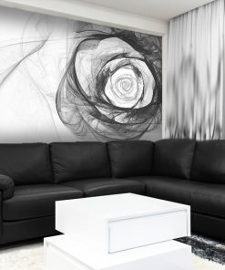 tapeta fototapeta róża do salonu