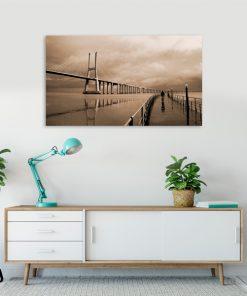 obraz z mostem w Australii na ścianę