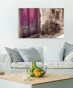 obraz kubańska ulica na ścianę