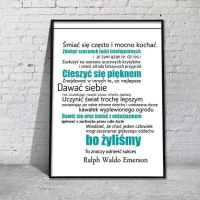 plakaty z napisami okazje