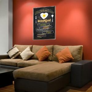 plakaty z menu