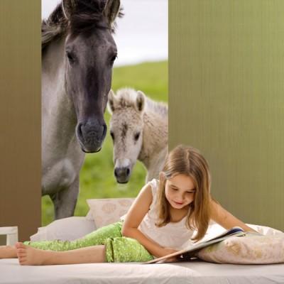 ozdoby z końmi