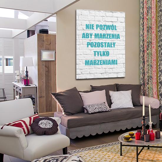 Plakaty do salonu tanio – sprawdź okazje na zmianę wystroju wnętrza