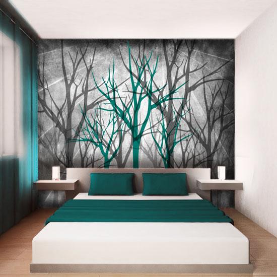 Tanie fototapety do salonu to eleganckie dekoracje, które z powodzeniem uzupełnią aranżację nowoczesnego wnętrza
