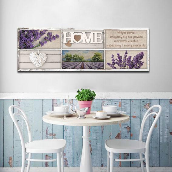 Wyprzedaż dekoracji do domu obrazy, plakaty i tapety stanowią prosty i tani sposób, dekoracji każdego wnętrza