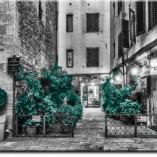 obrazy z uliczkami