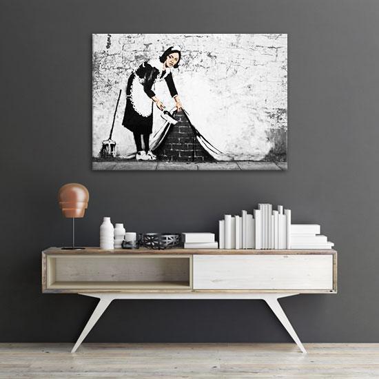 Tanie dekoracje na ściany prostym i niedrogim sposobem na odświeżenie wyglądu domu lub firmy