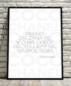 plakaty z cytatami
