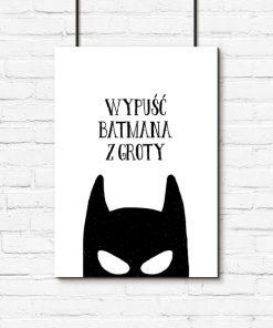 tanie plakaty plakaty z batmanem