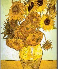 Obraz słoneczniki van Gogha